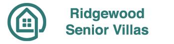 Ridgewood Senior Villas Logo